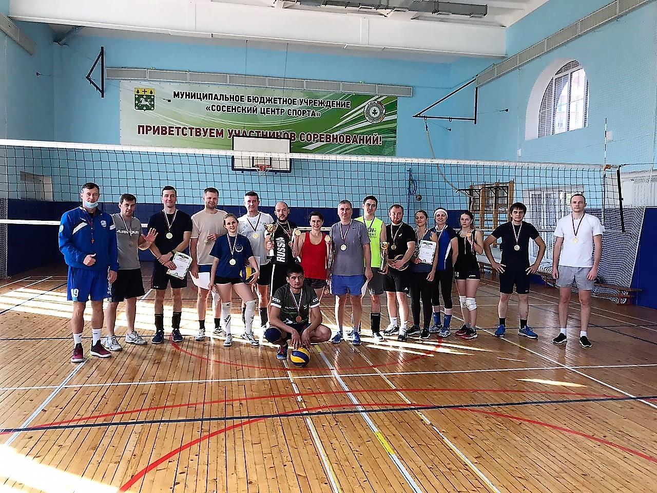 Отборочный этап спартакиады «Спорт для всех» провели в поселении Сосенское