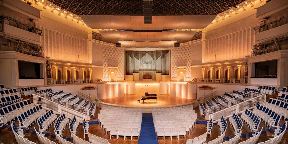 Концертному залу имени Чайковского грозит штраф за нарушение масочного режима