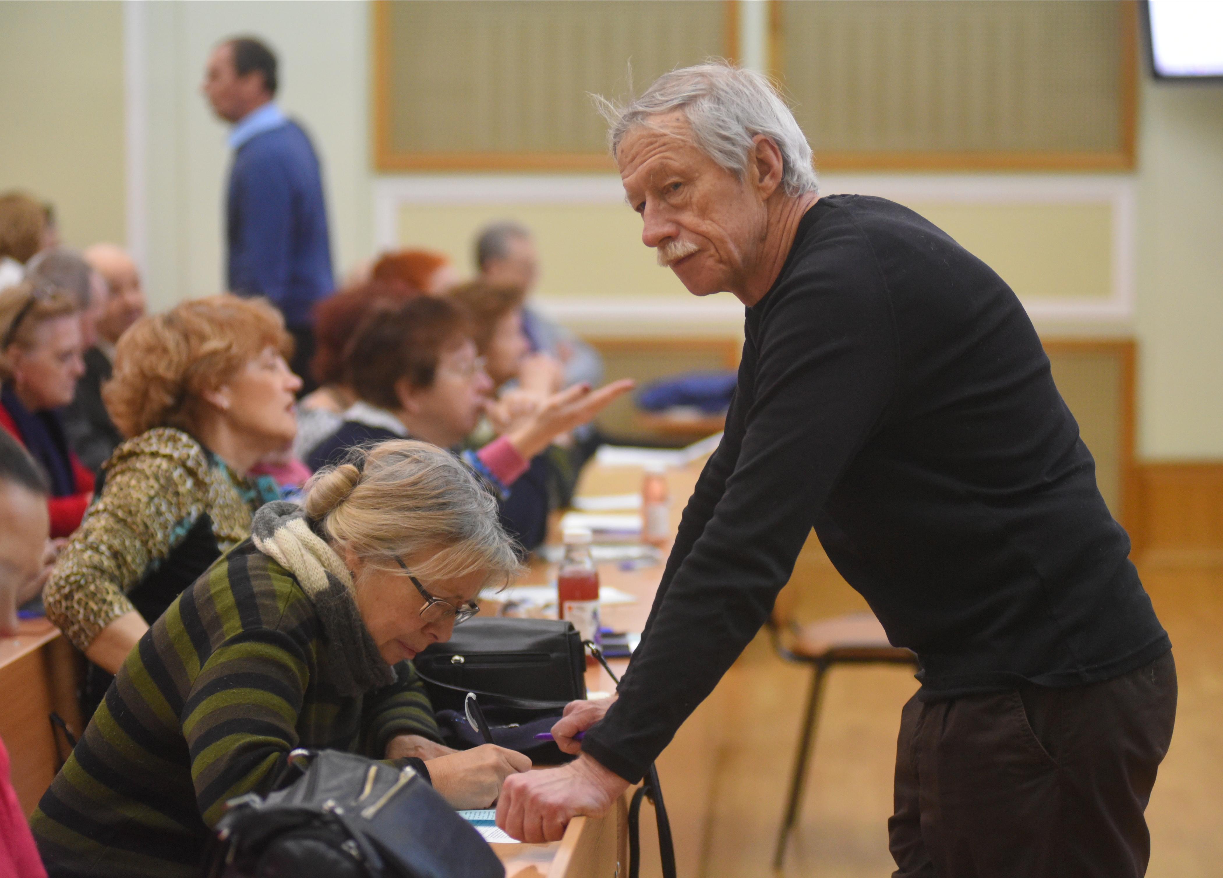 Когнитивный тренинг проведут для старшего поколения на базе ЦСО «Троицкий»