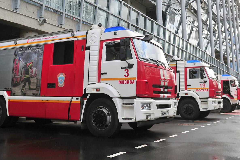 Пять пожарных депо появится в Новой Москве до конца 2020 года