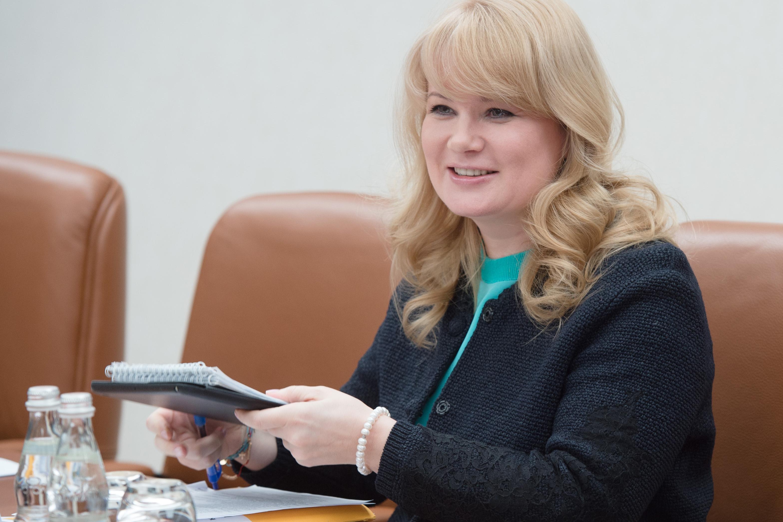 Сергунина рассказала о поддержке молодежного предпринимательства
