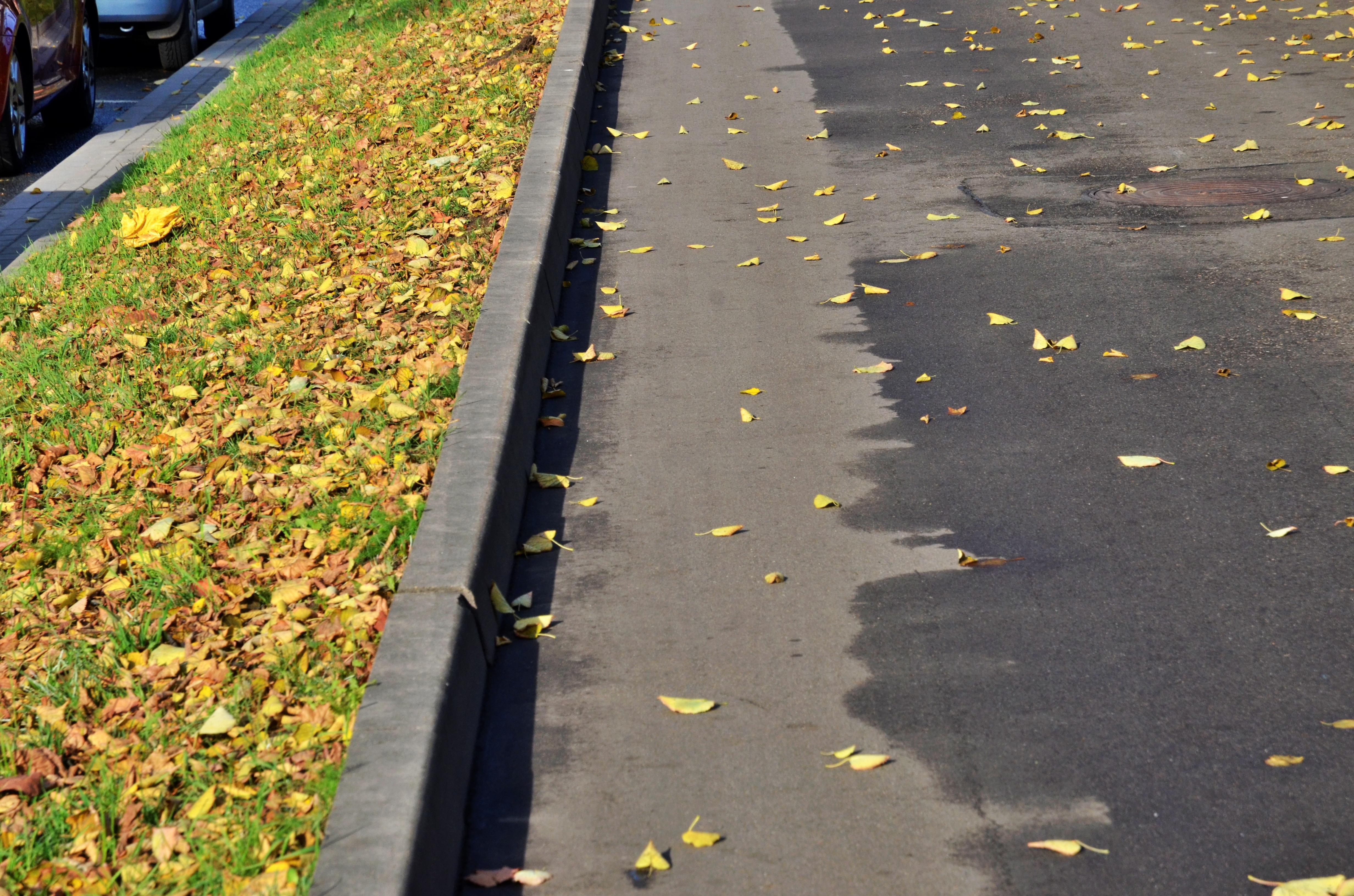 Пешеходный тротуар привели в порядок в Щаповском