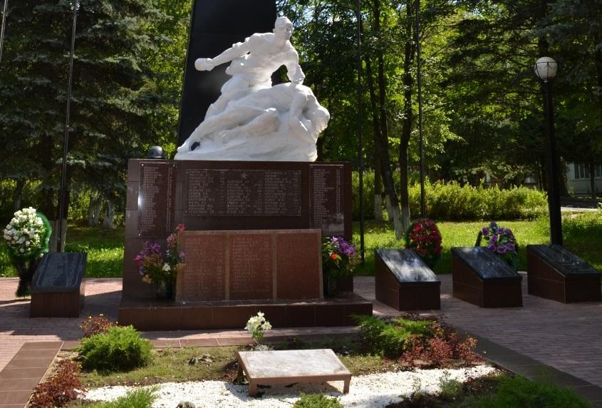 Молодые парламентарии наведут порядок на территории мемориалов в Роговском