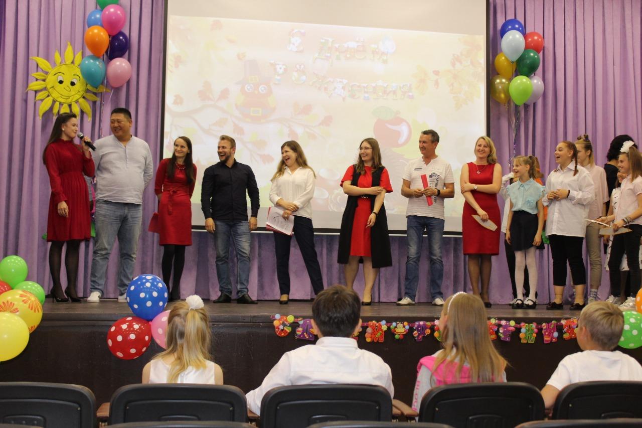 Праздничную программу провели в Центре содействия семейному воспитанию «Молодая гвардия» во Внуковском