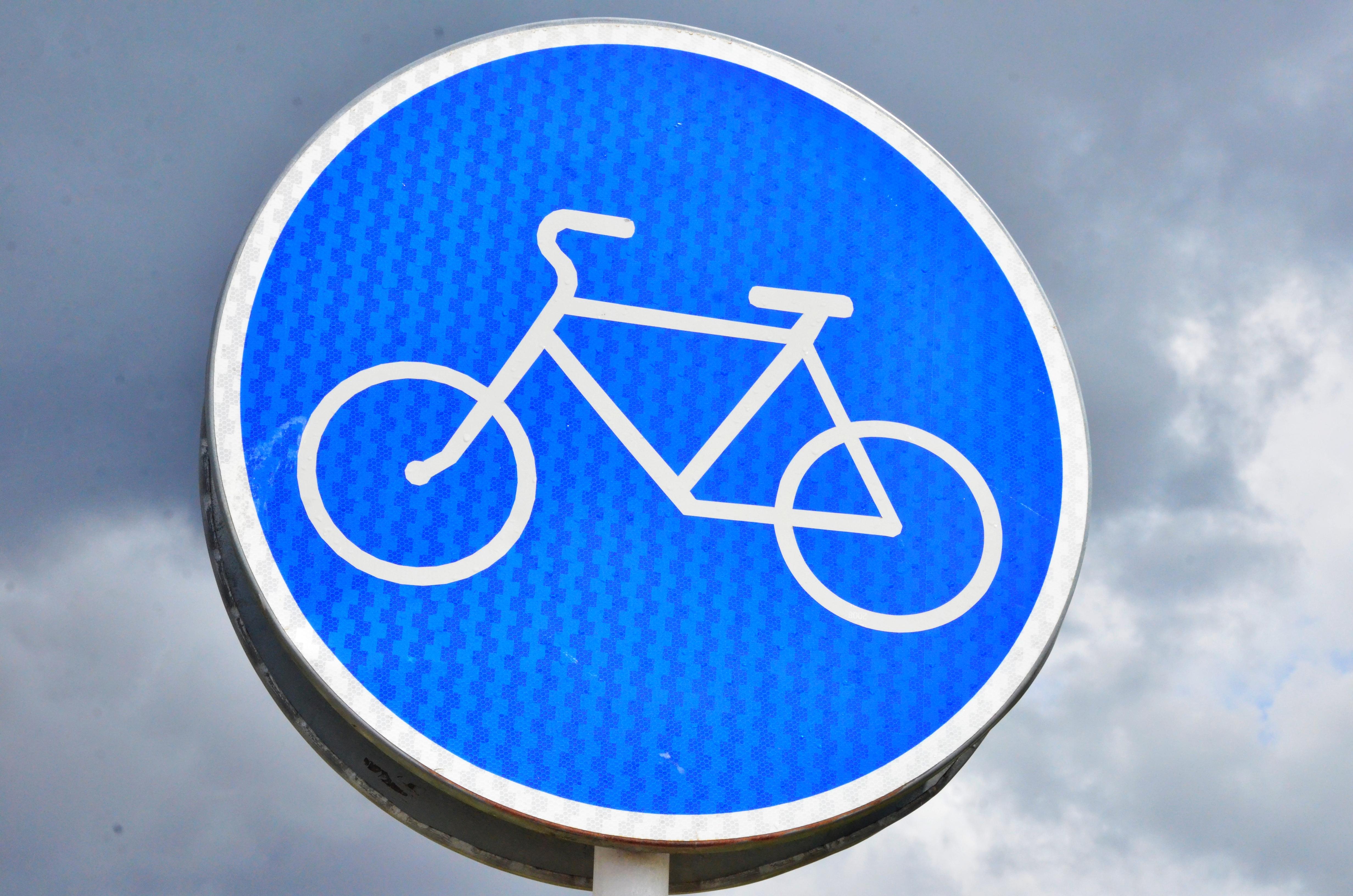 Велосипедная дорожка в Михайлове-Ярцевском готова более чем на 85 процентов