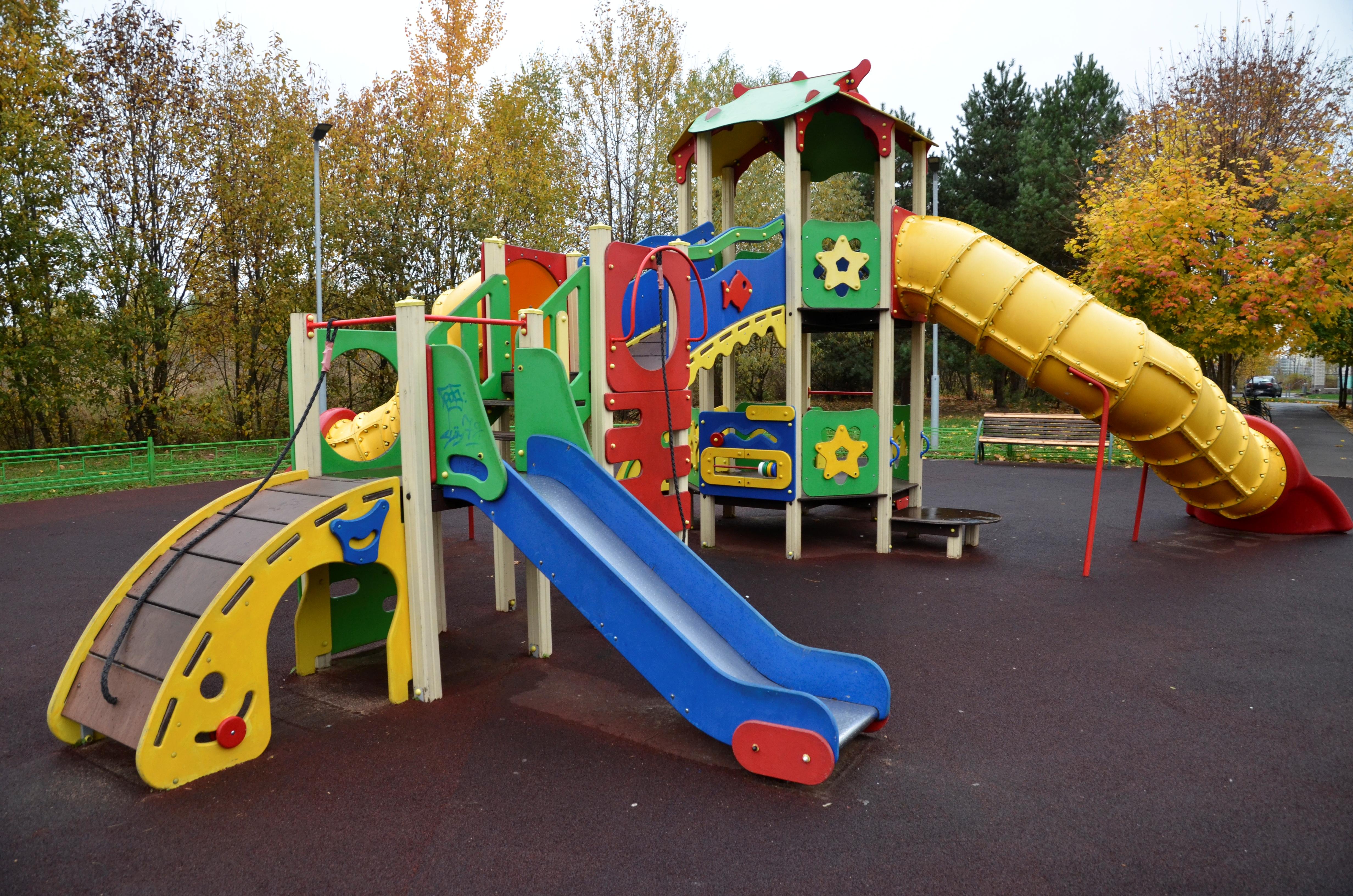 Новую детскую площадку благоустроят в Михайлове-Ярцевском