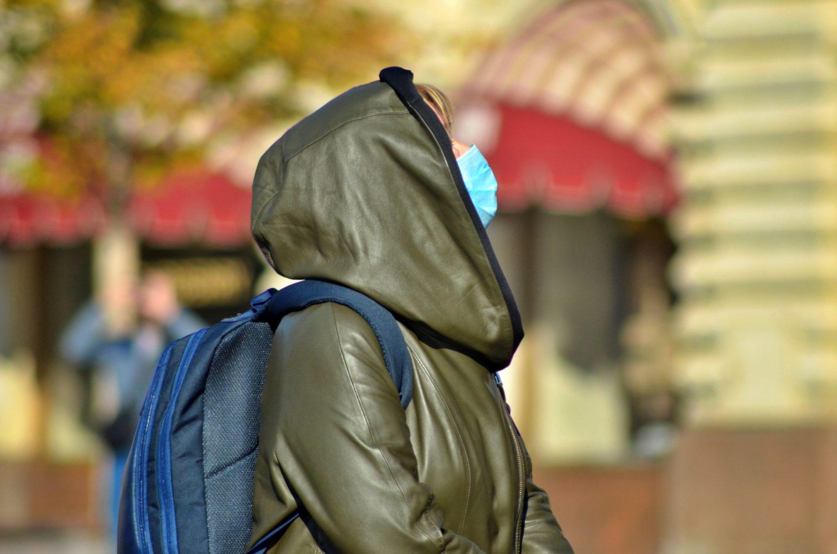 Арендаторов и управляющую компанию ТЦ «Авиапарк» могут наказать за нарушение аниковидных мер. Фото: Анна Быкова