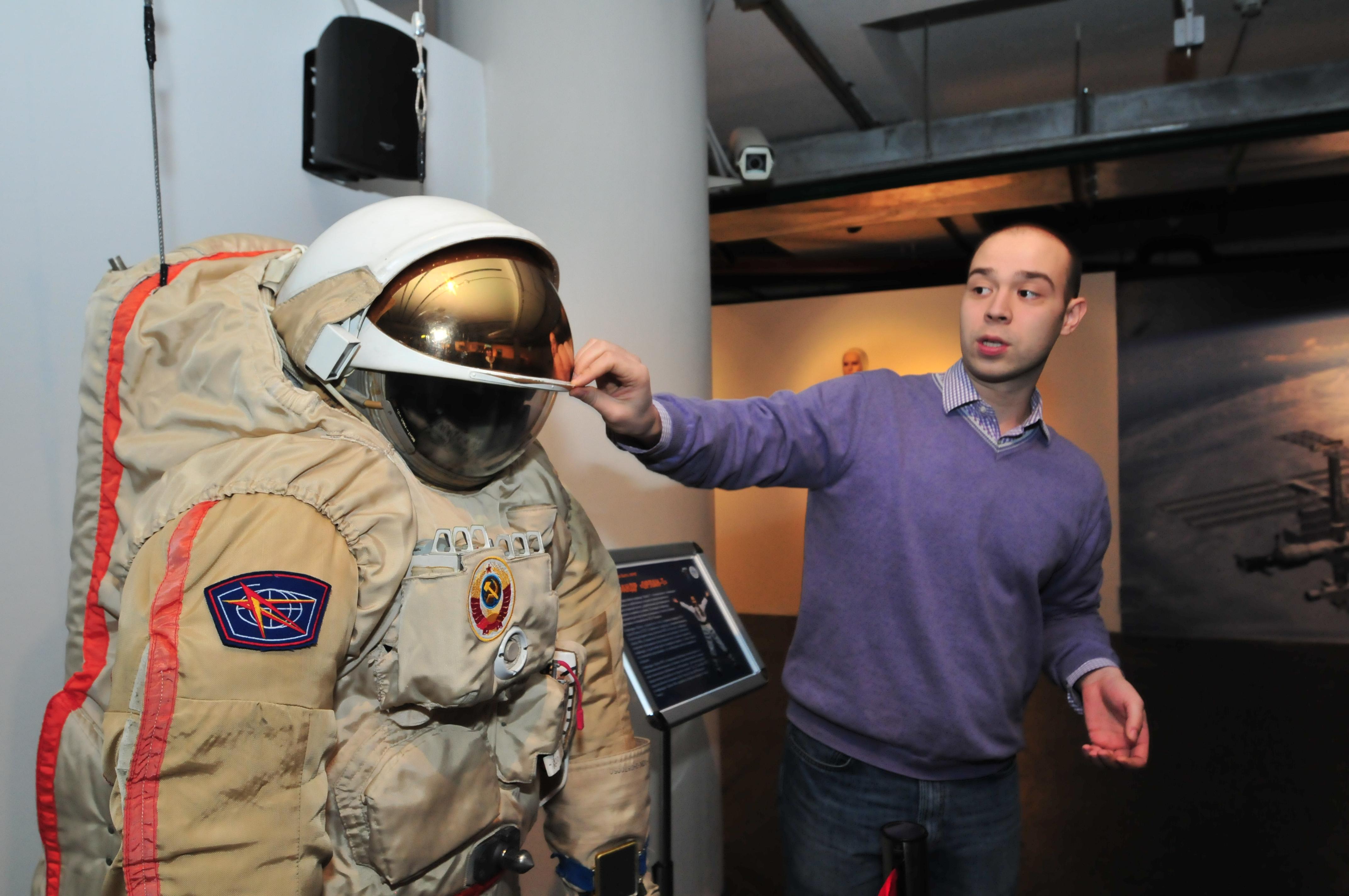 Планетарий в Москве подготовил викторину и лекцию ко Всемирной неделе космоса