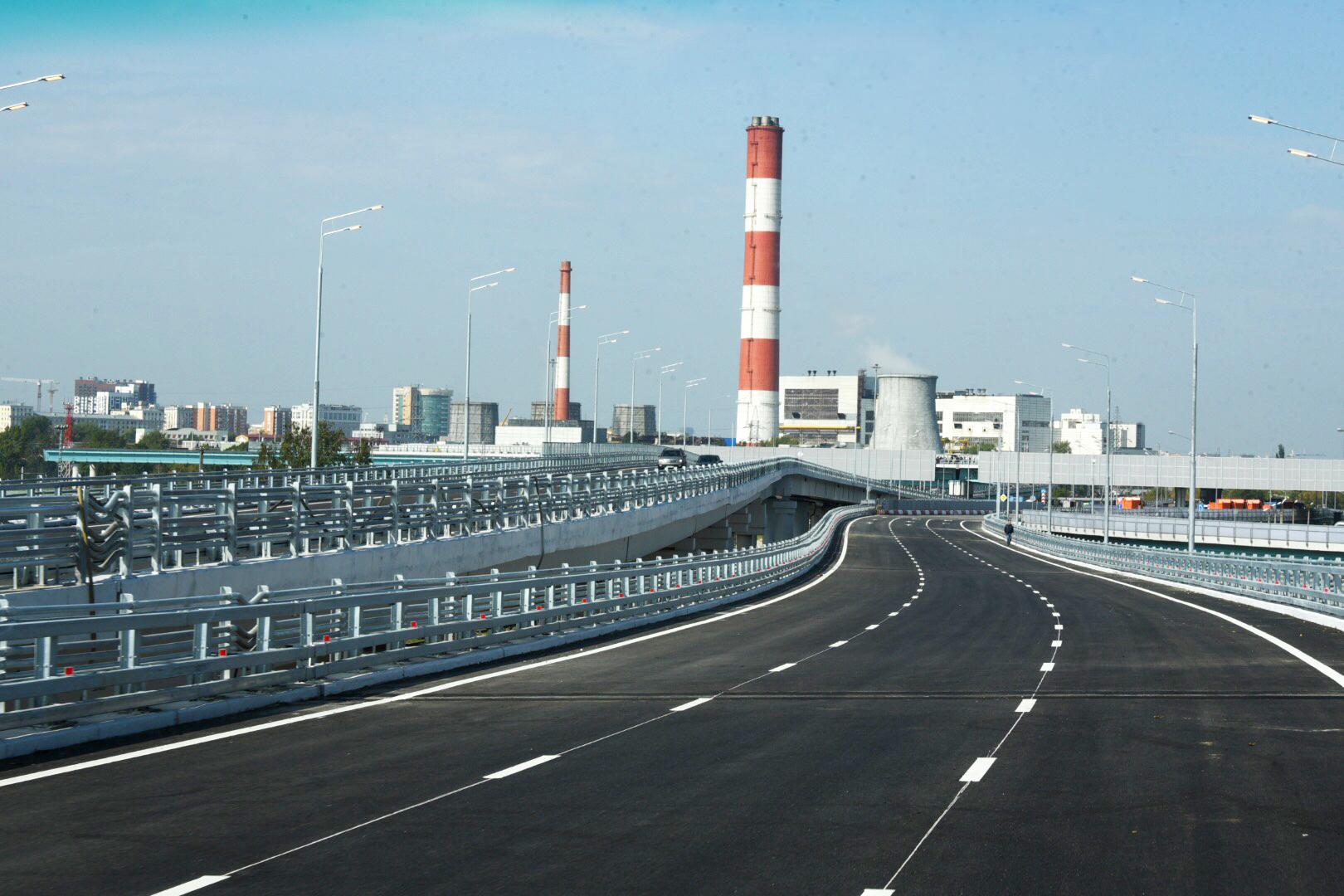 Около 20 километров дорожного полотна построят в Новой Москве до конца 2020 года