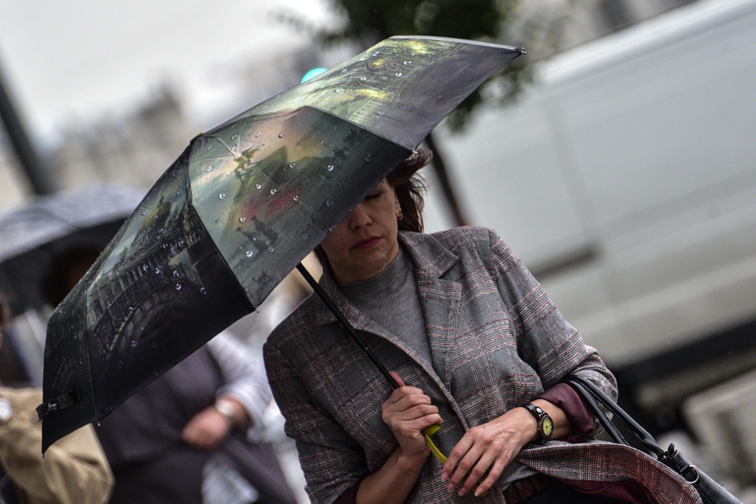 Экстренное предупреждение объявили в Москве из-за ветра