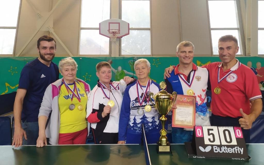 Спортсмены из Троицка победили в межокружных соревнованиях