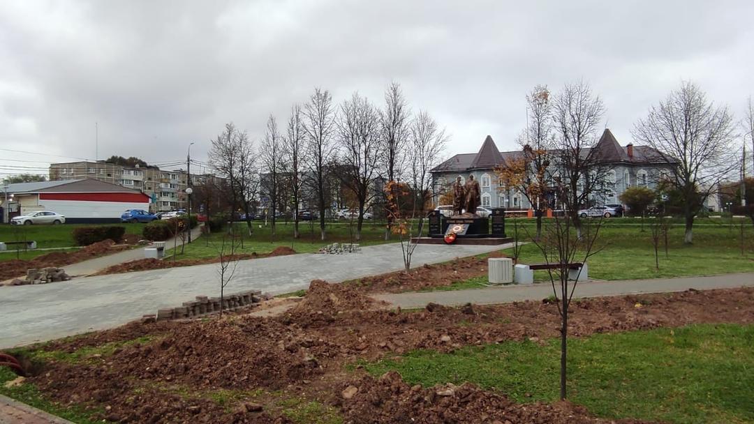 Опоры уличного освещения заменят в поселении Щаповское