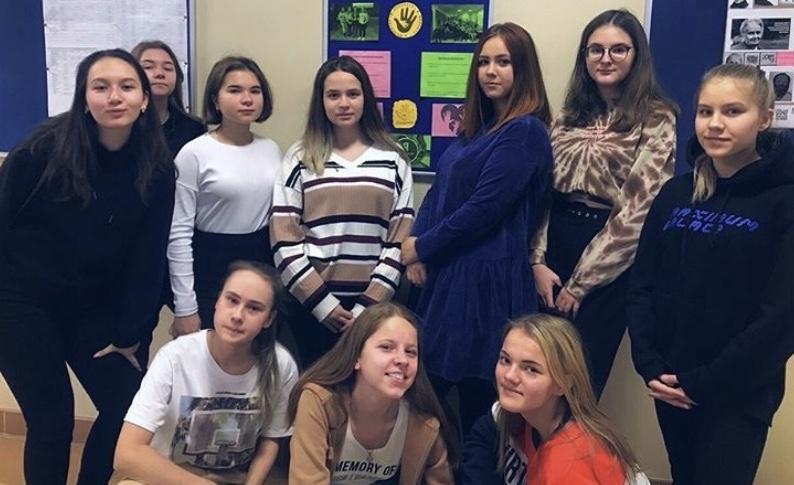 Выбираем ЗОЖ: волонтеры школы №2065 стали призерами городского конкурса