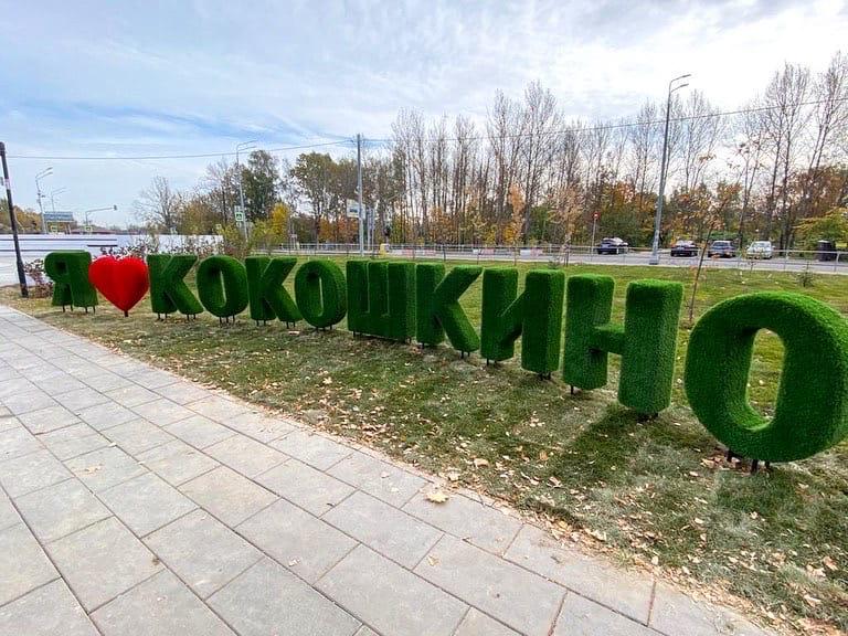 Благоустройство амфитеатра проведут в поселении Кокошкино