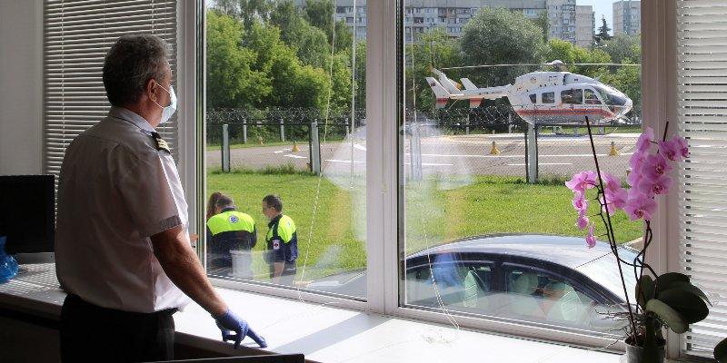 Контроль за полетами: авиадиспетчеры Московского авиацентра встречают профессиональный праздник