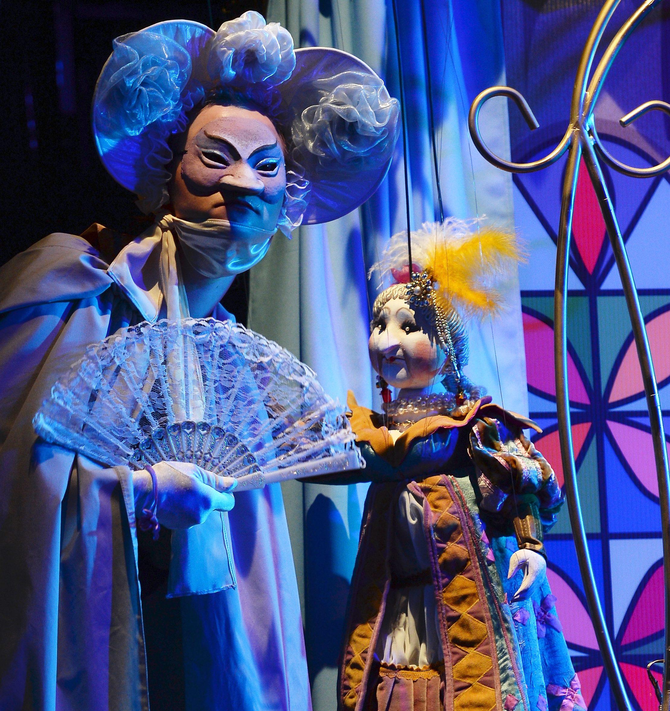 Неделя кукольных театров