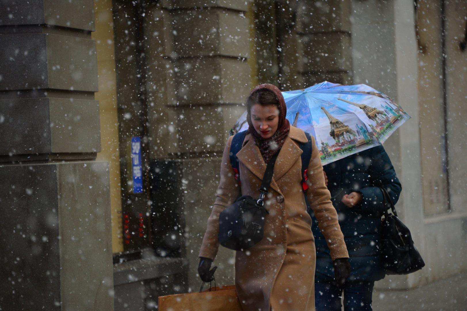 Москвичам рассказали о погоде в воскресенье. Фото: Пелагия Замятина, «Вечерняя Москва»