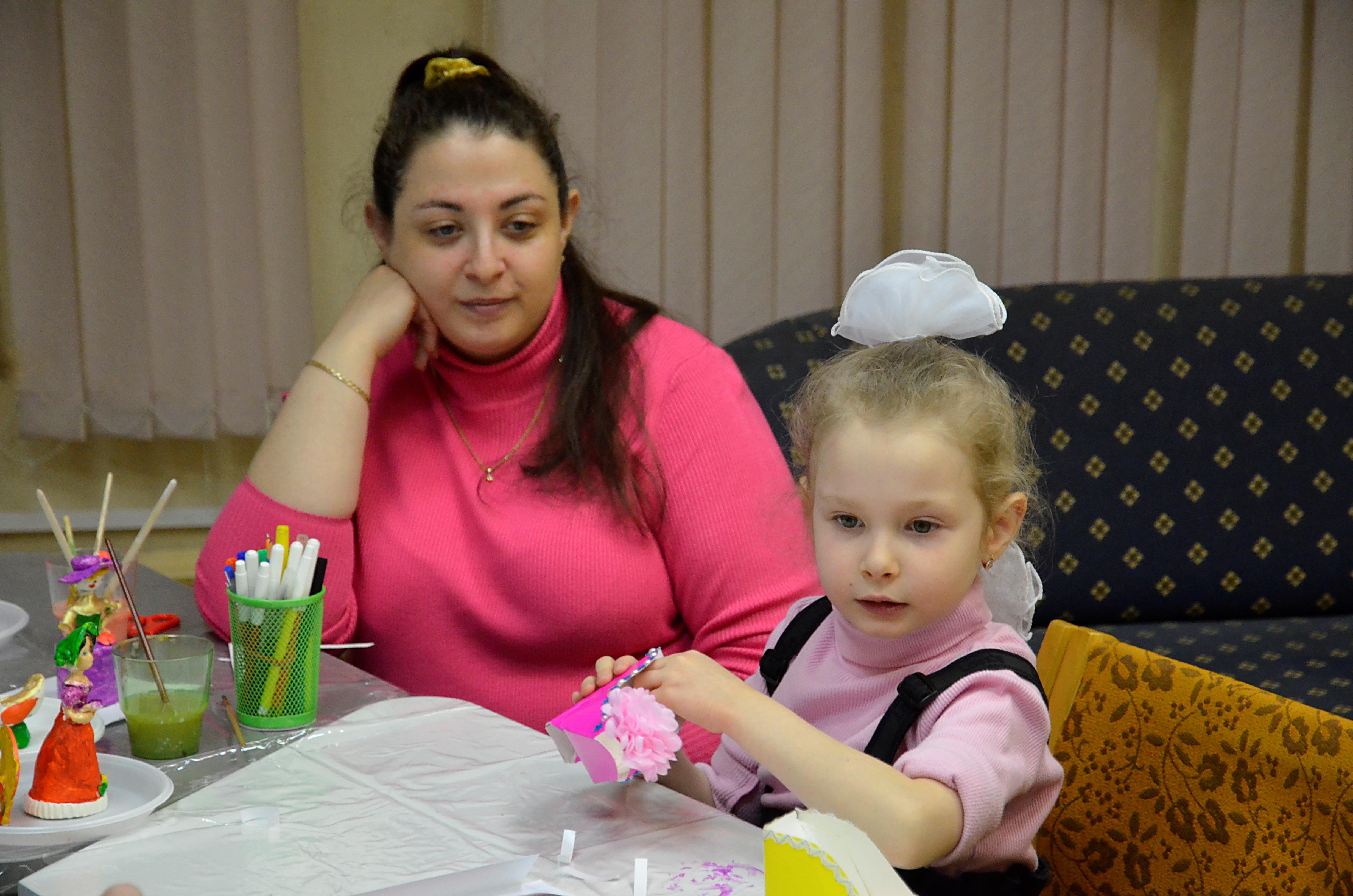 Видеопоздравления ко Дню матери опубликовали в социальных сетях Мосгорпарка. Фото: Анна Быкова