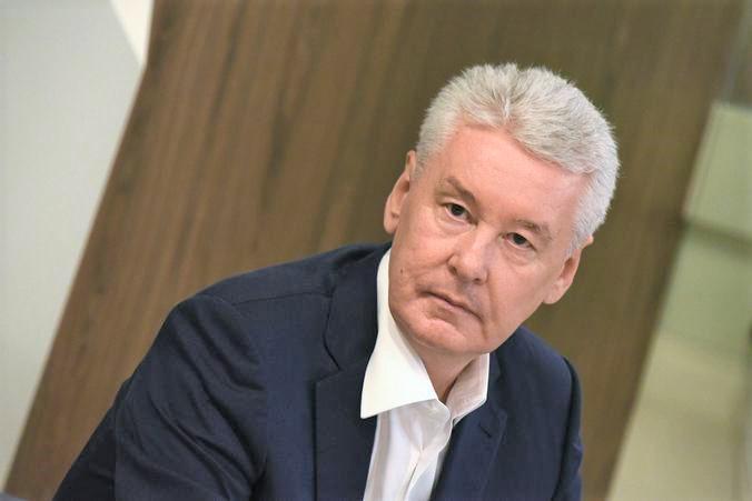 Собянин осмотрел новый производственный корпус технопарка «Отрадное»