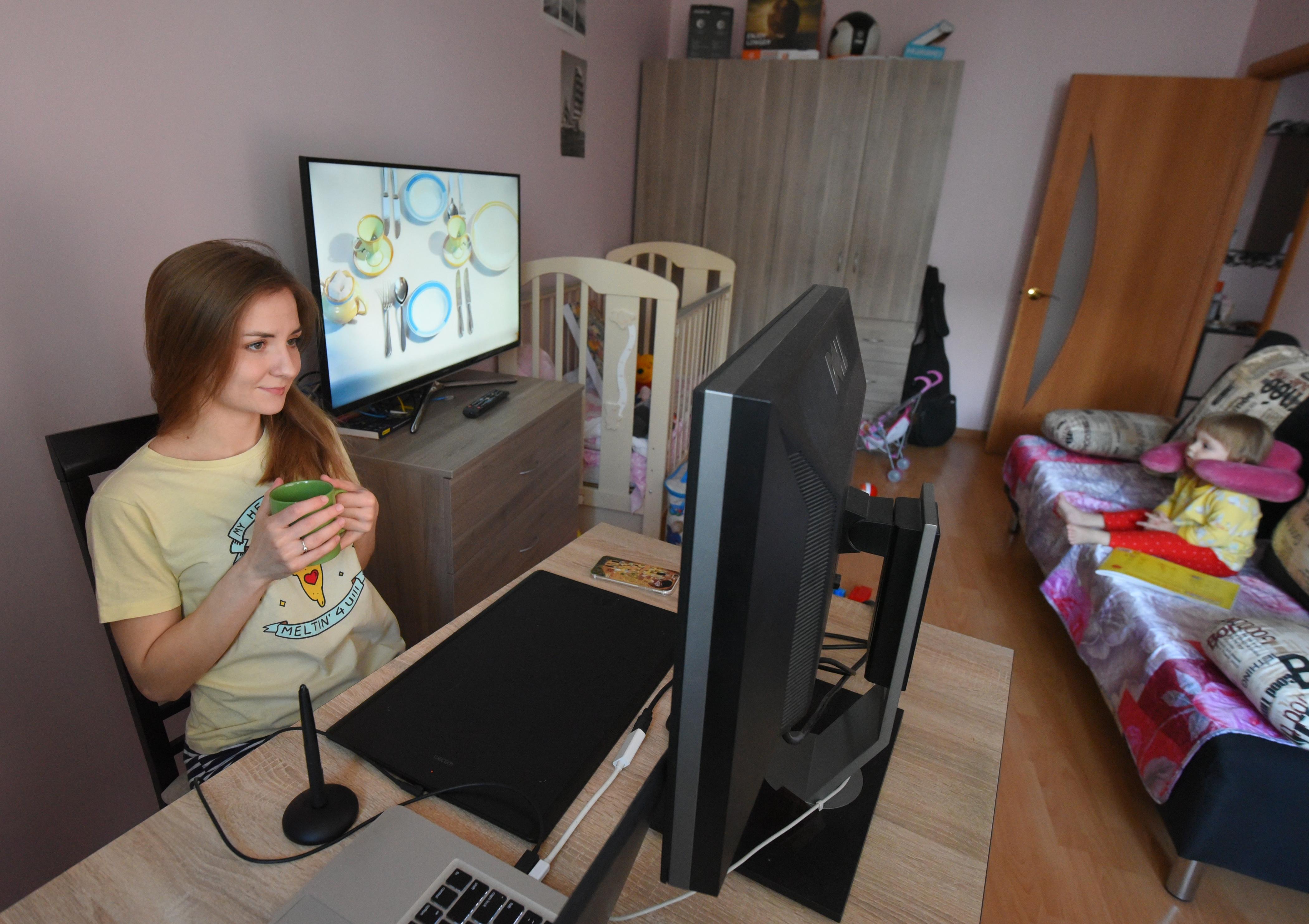Онлайн-программу ко Дню матери подготовили культурные центры Москвы