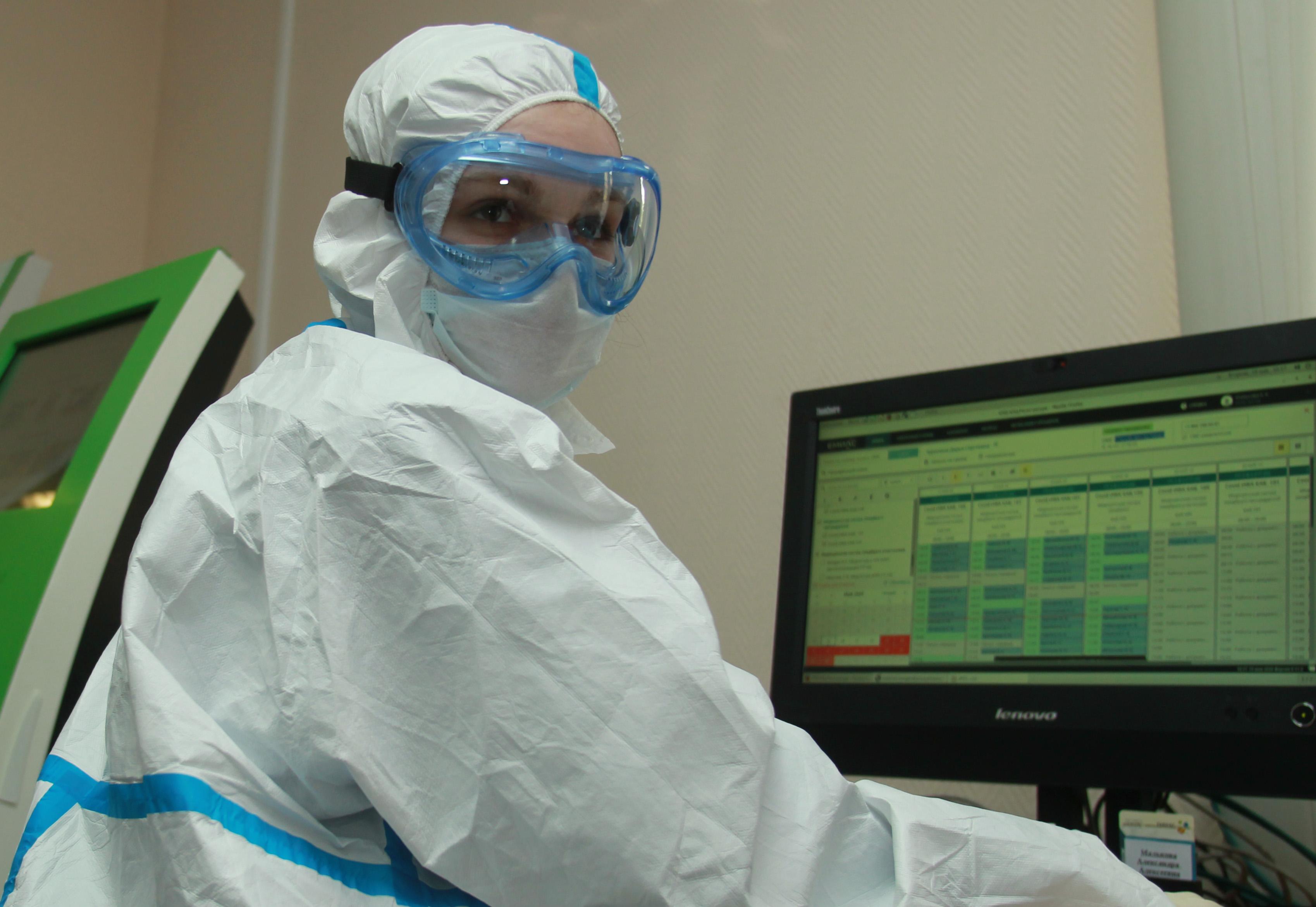 Новые диагнозы COVID-19 поставили в Москве
