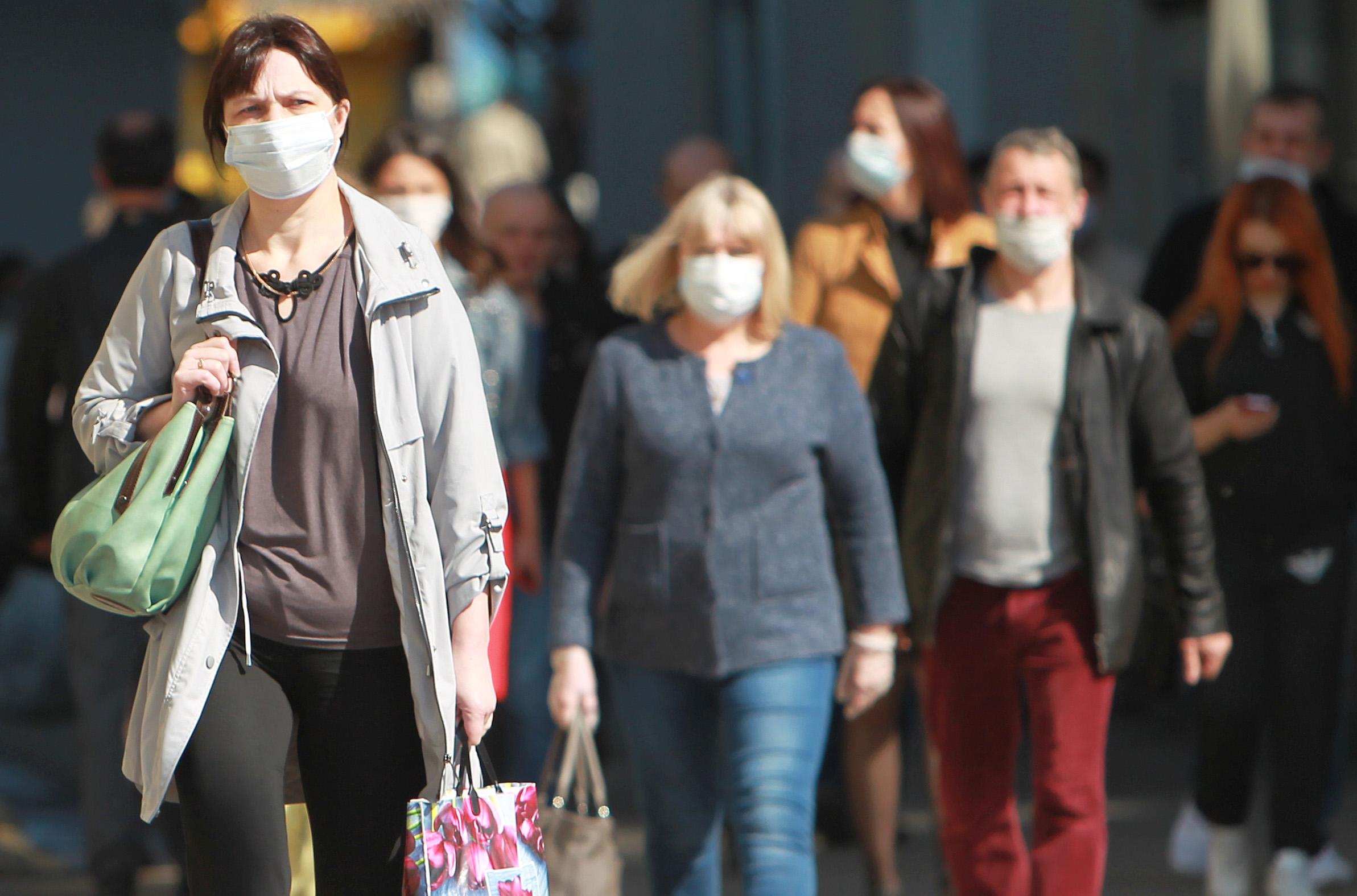 В столичном регионе Южной Кореи вводят новые ограничения из-за коронавируса