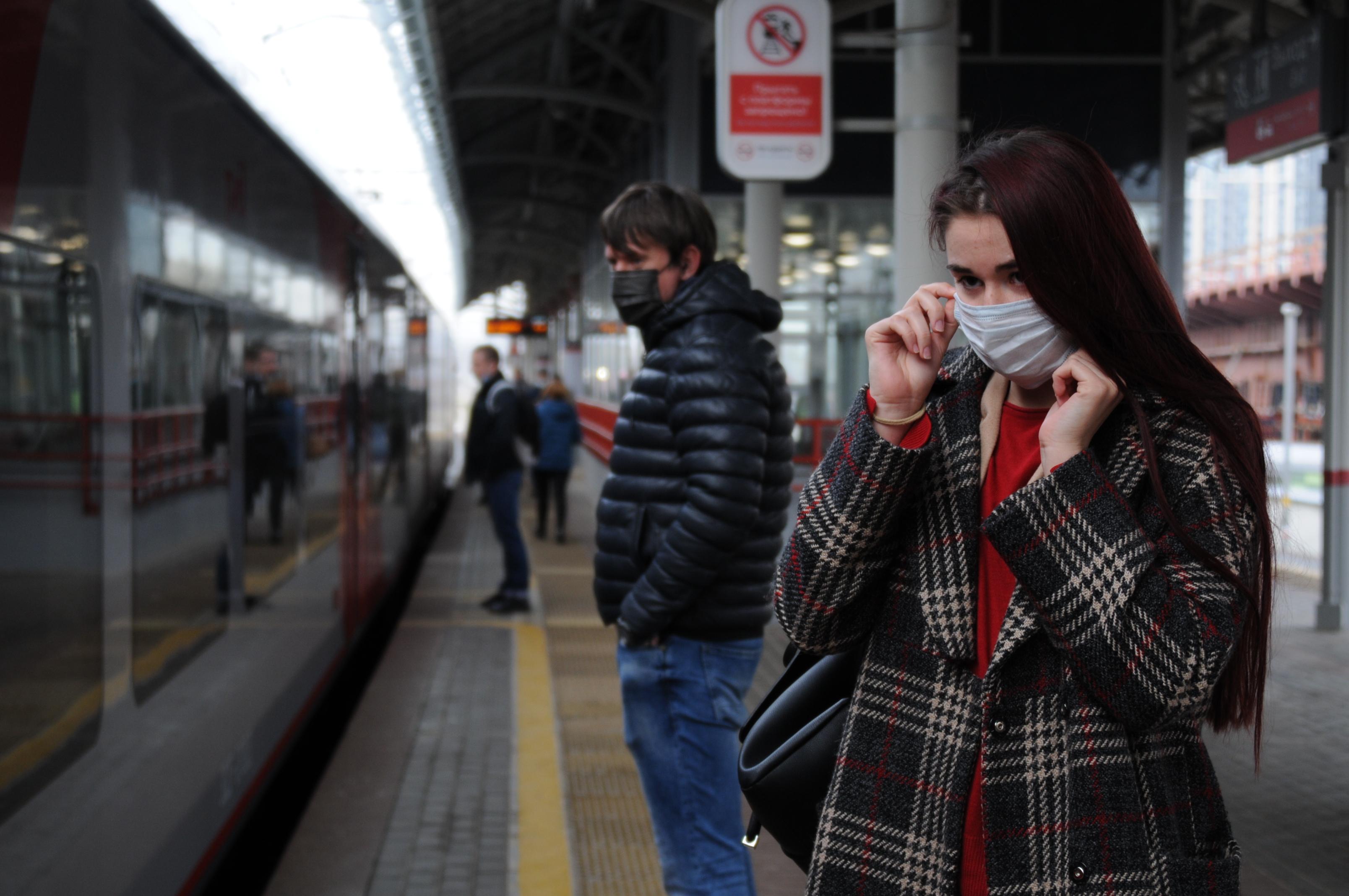 Более 6000 новых случаев коронавируса подтвердили в столице