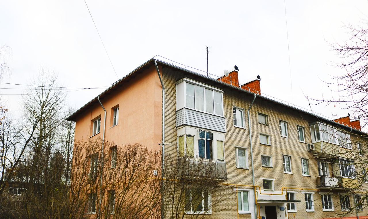 Устройство коммуникаций в рамках капитального ремонта жилых домов завершили в Рязановском
