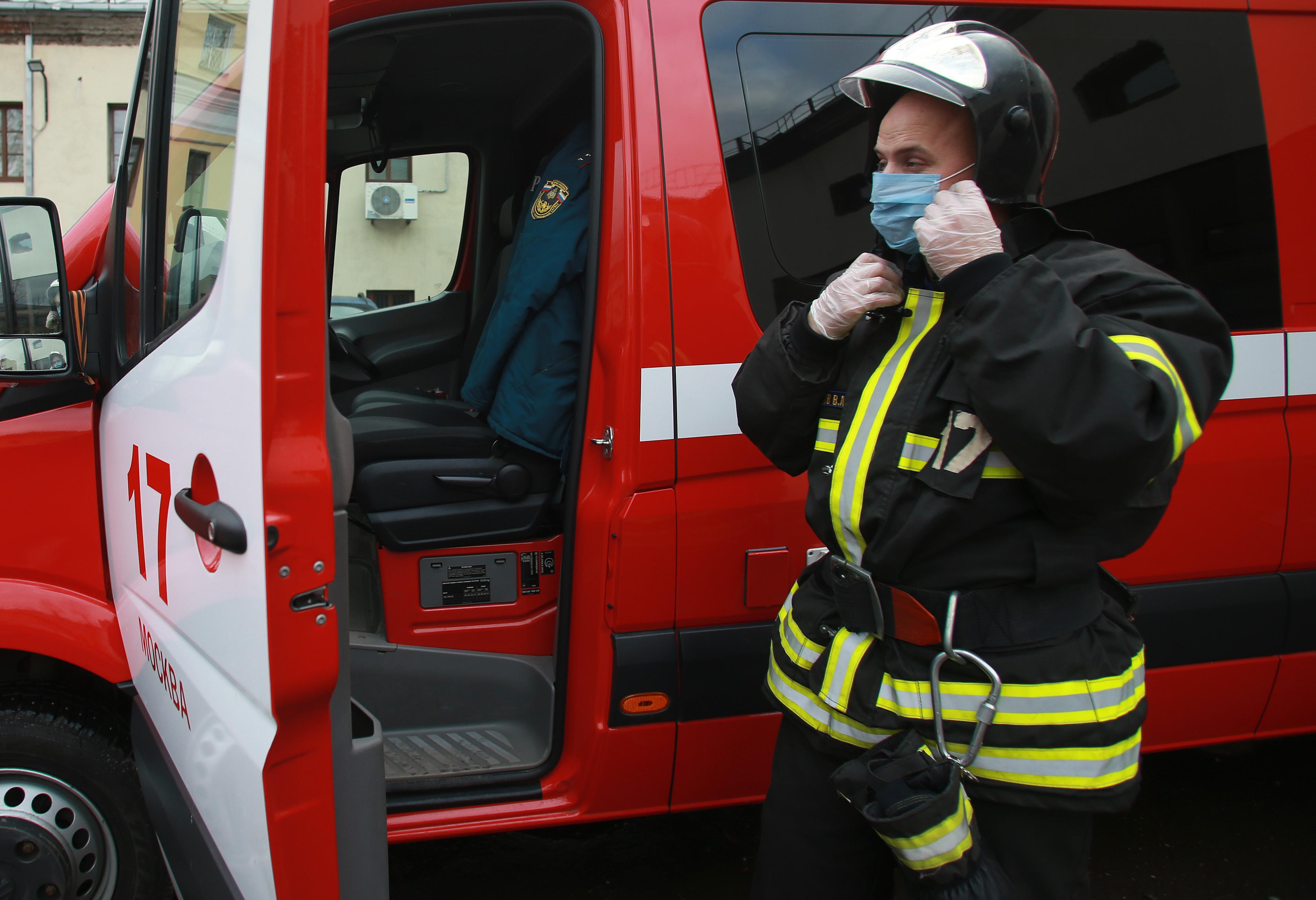 На страже безопасности: пять пожарных депо построят в Новой Москве до конца 2020 года