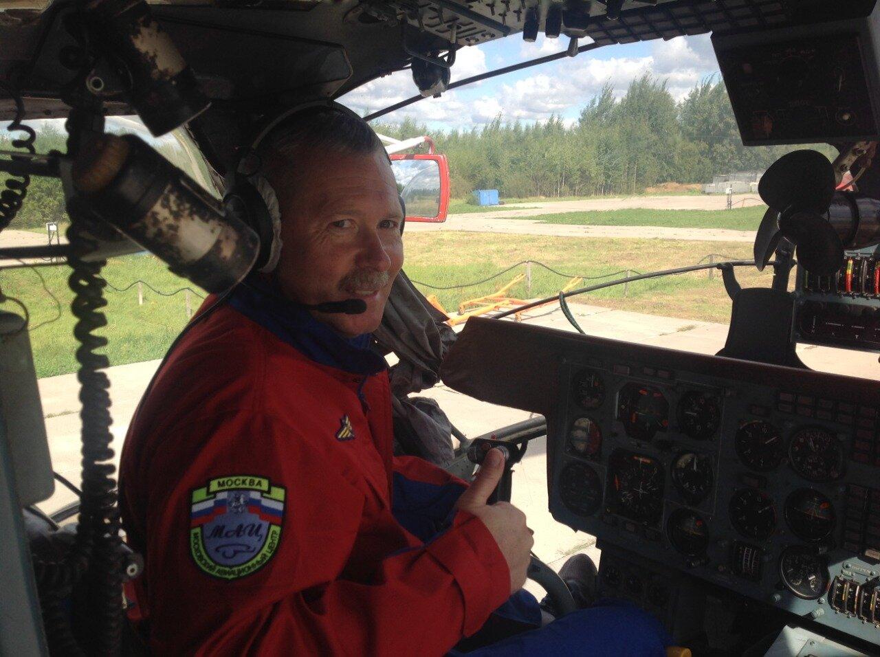 Пилот Максим Клемехин рассказал о своем профессиональном пути