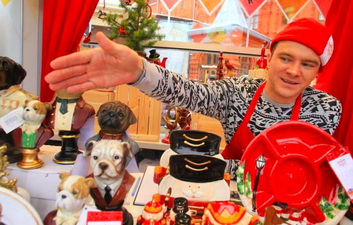 Европа осталась без традиционной рождественской магии из-за COVID-19