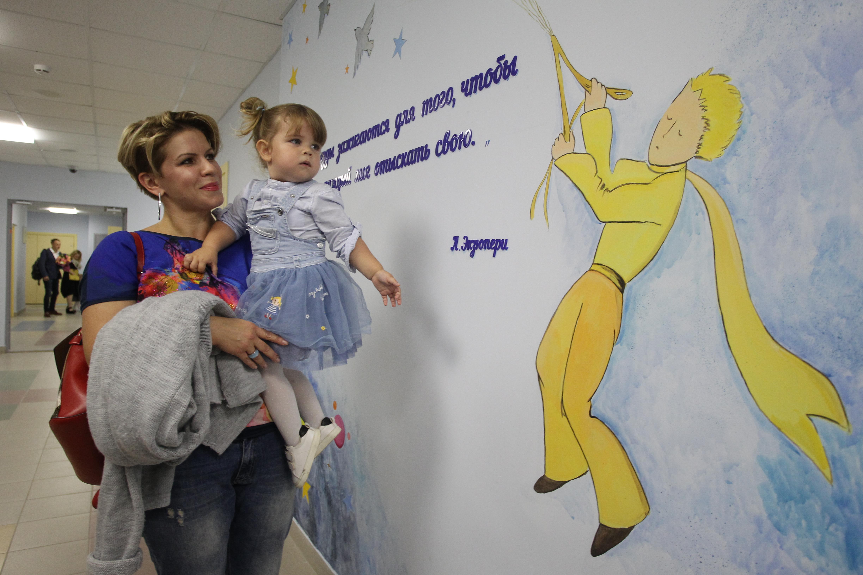 Детсад на 220 малышей откроют рядом с деревней Саларьево