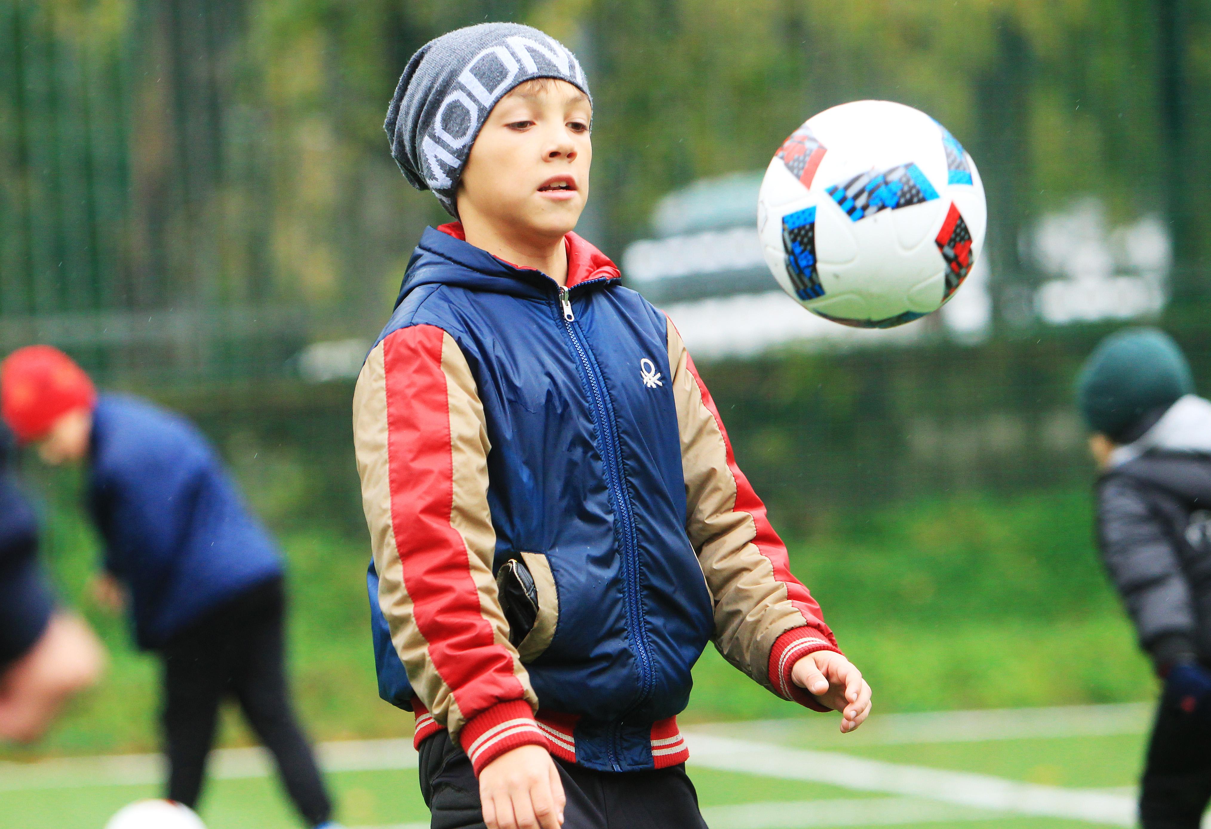 Футболисты Воскресенского поучаствуют в суперфинале «Кожаного мяча»