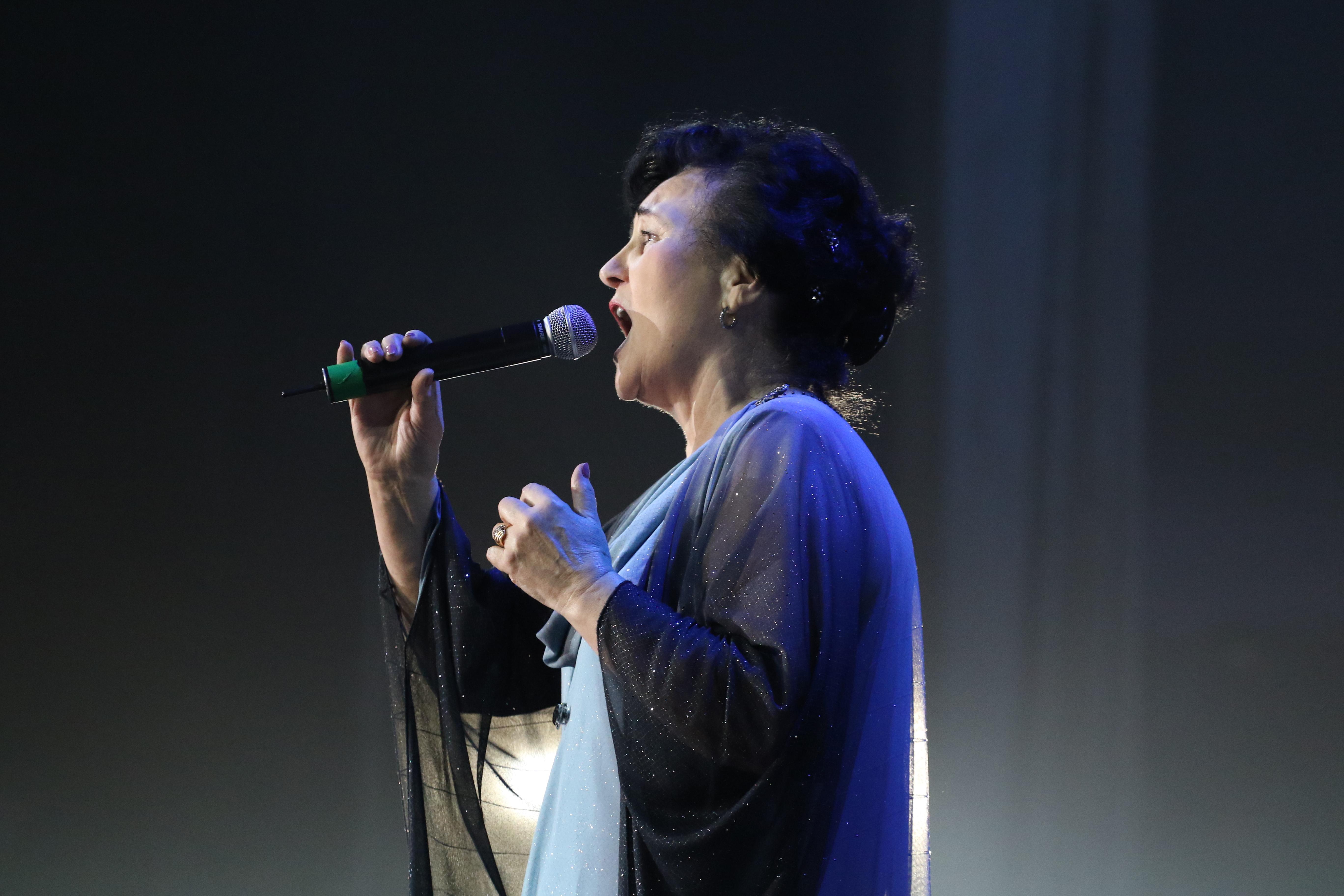 В ТиНАО названы лучшие вокалисты конкурса «Голос Московии»