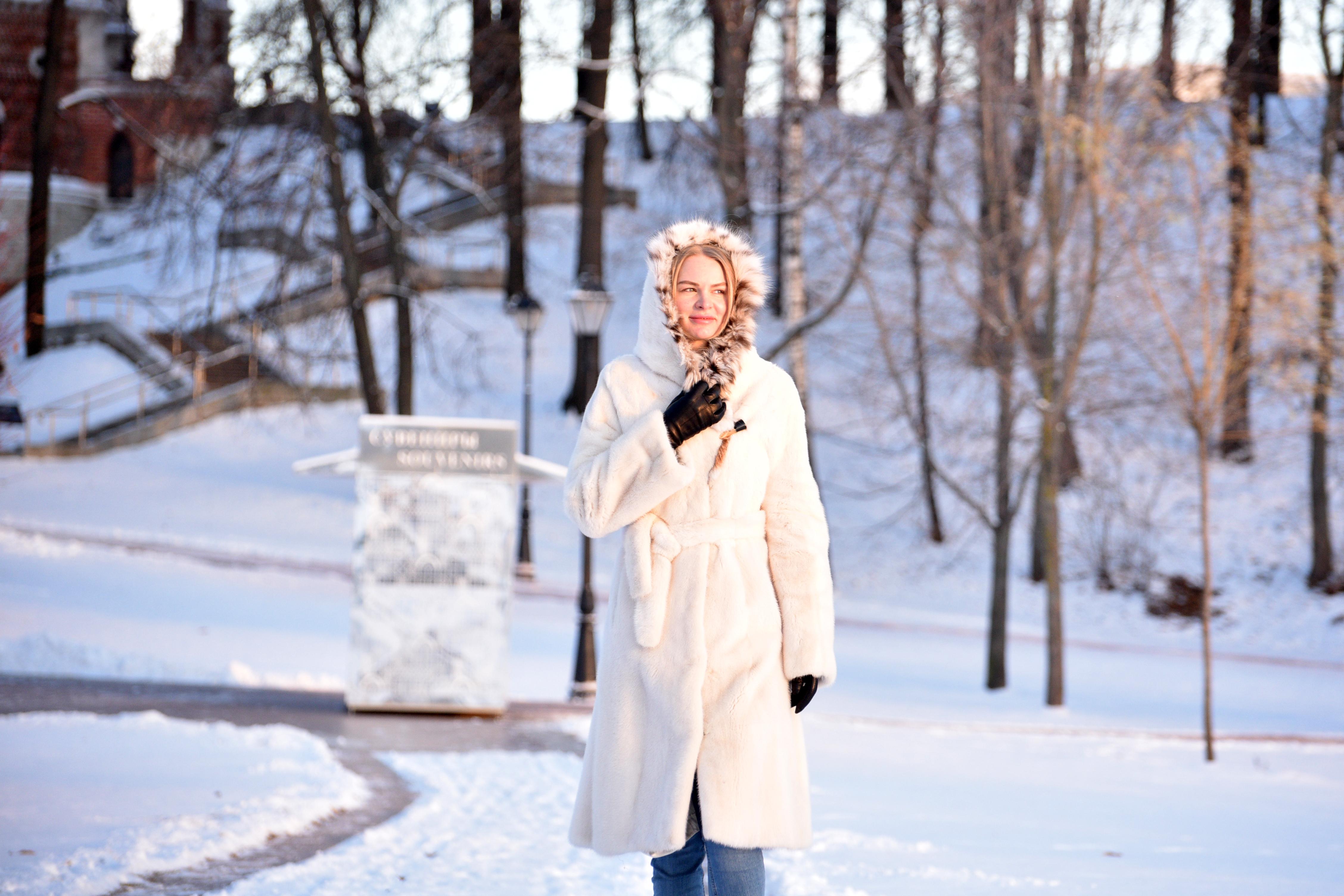 Небольшой снегопад продолжится в Москве на выходных