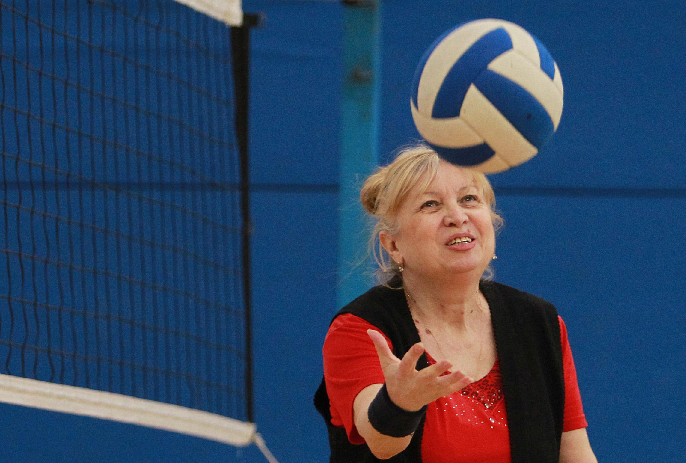 Жителей Филимонковского пригласили на турнир по волейболу