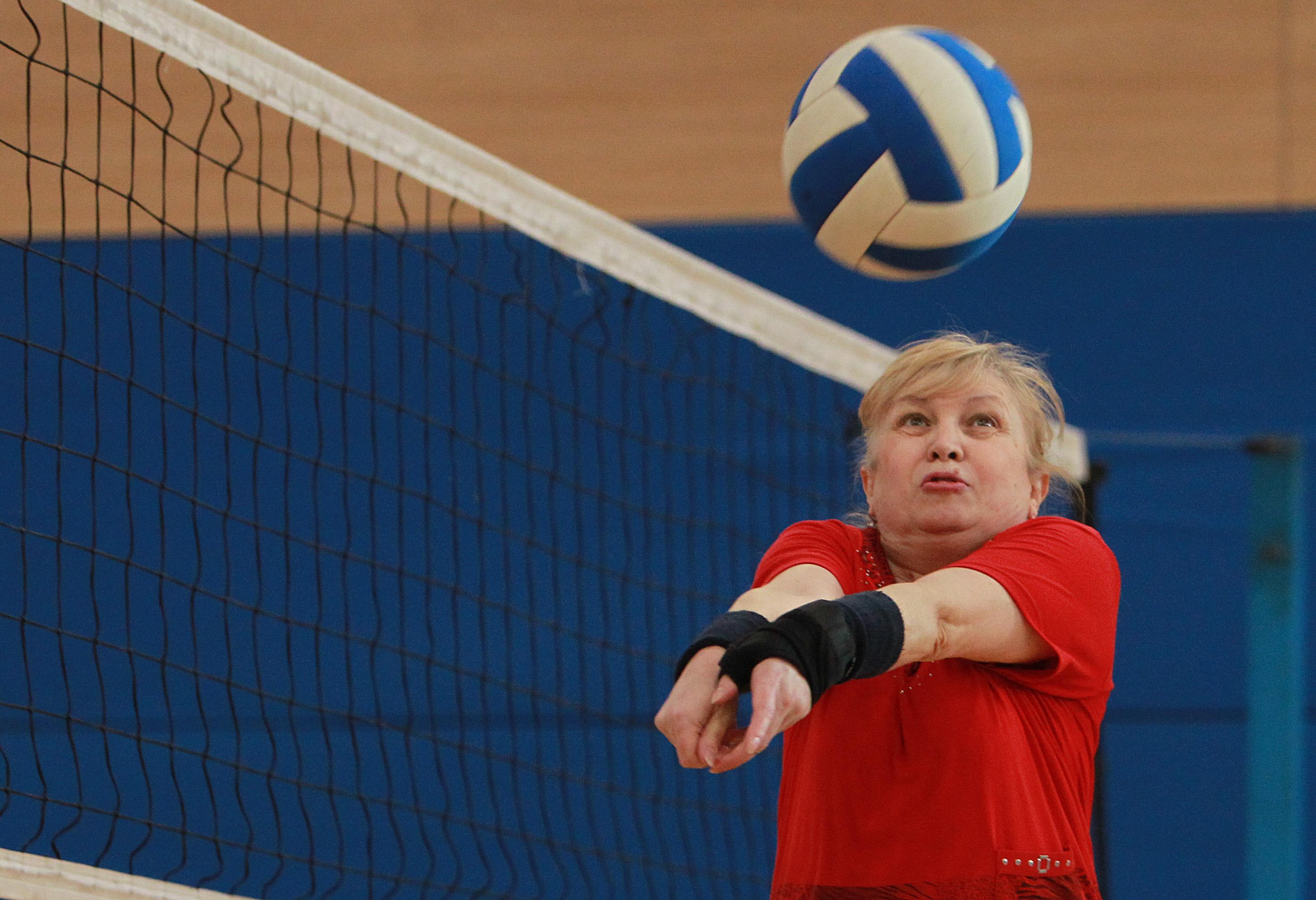 Турнир по волейболу состоится в Филимонковском