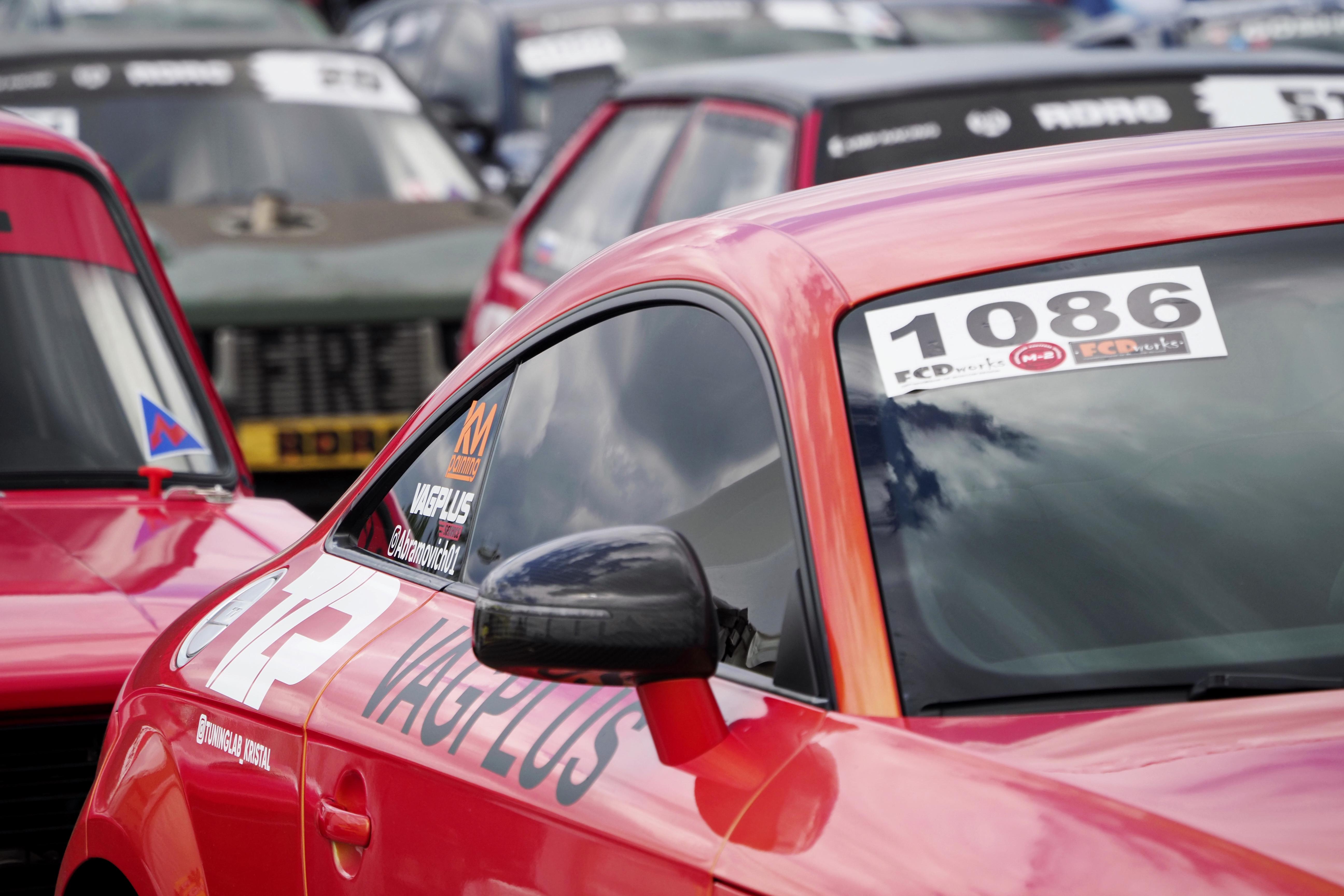 Соревнования по «семейному» ралли-спринту состоятся на трассе «РаллиКроссАрена» в Щаповском