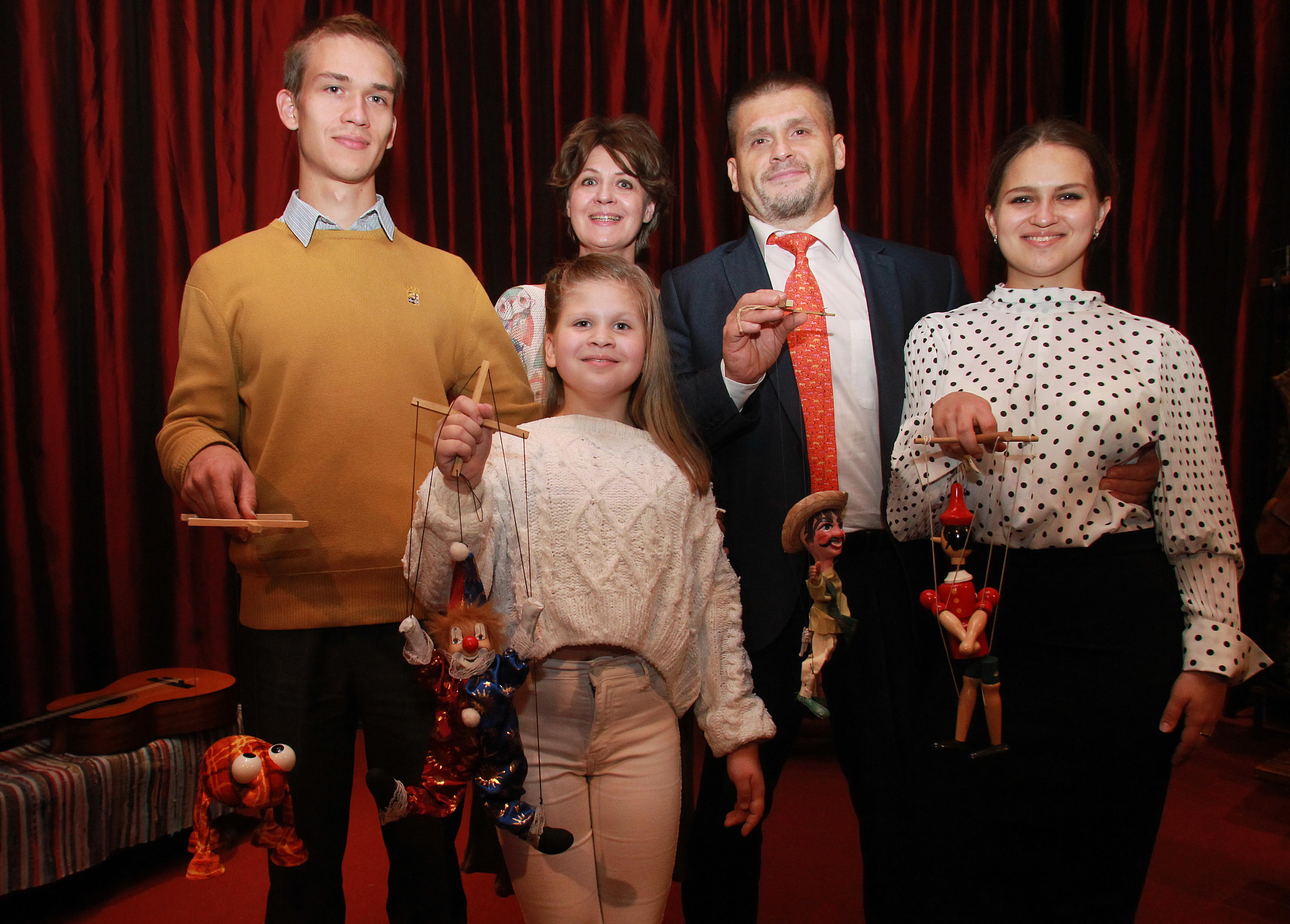 Мероприятия в рамках Всероссийской недели театра проведут во Дворце культуры городского округа Щербинка