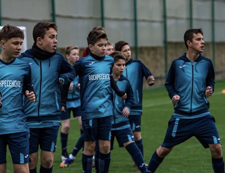 Футбольная команда Дома культуры и спорта «Воскресенское» заняла третье место во всероссийском турнире