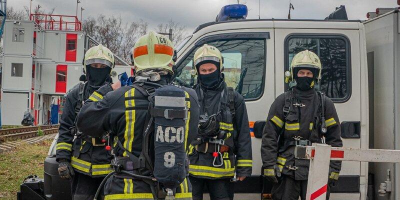 Аварийно-спасательный отряд № 9 Пожарно-спасательного центра стал номинантом фестиваля «Созвездие мужества»