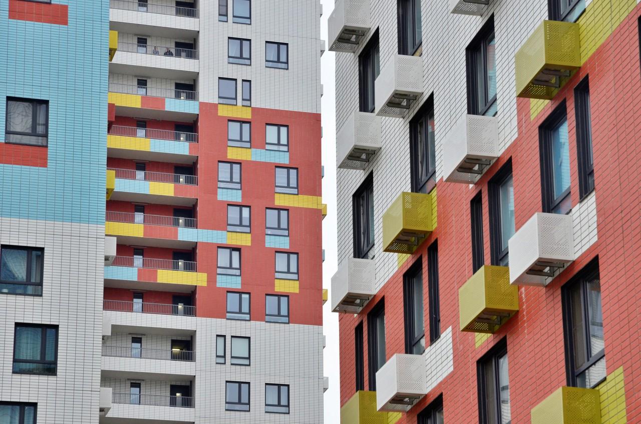 Около 385 тысяч «квадратов» индивидуального жилья ввели в эксплуатацию в Новой Москве в 2020 году