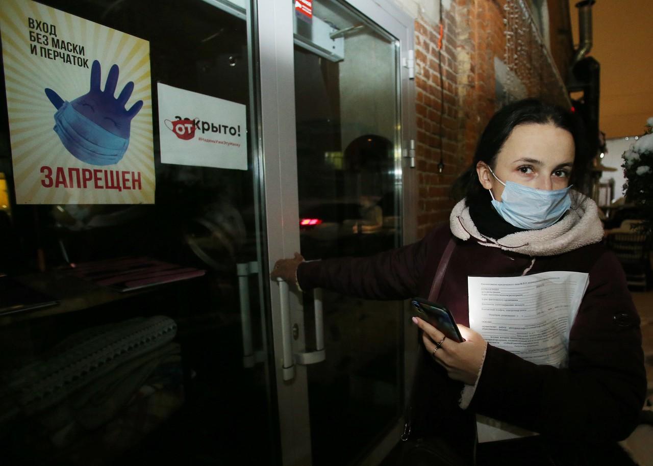 Бару грозит закрытие. Фото: Наталия Нечаева, «Вечерняя Москва»