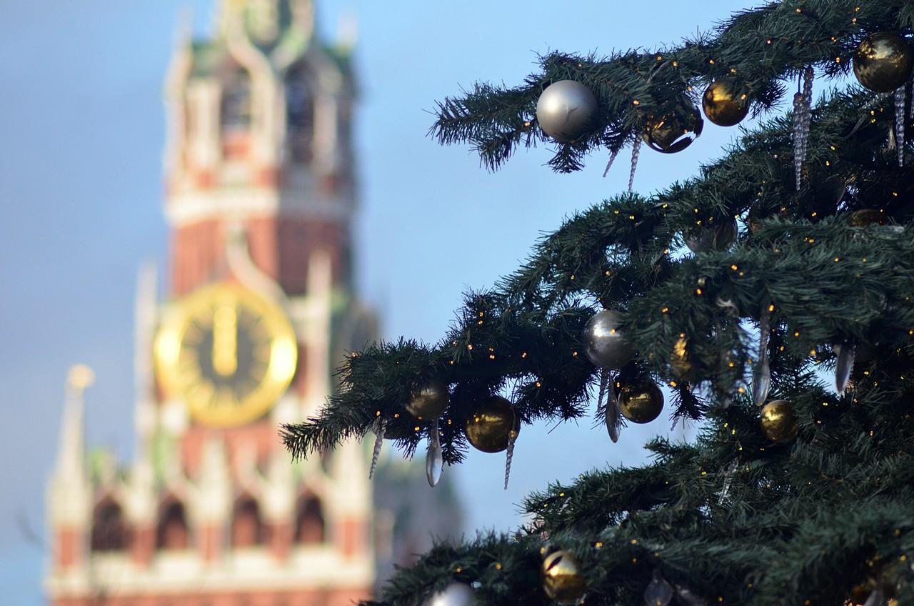 Московская температура рухнет во вторник