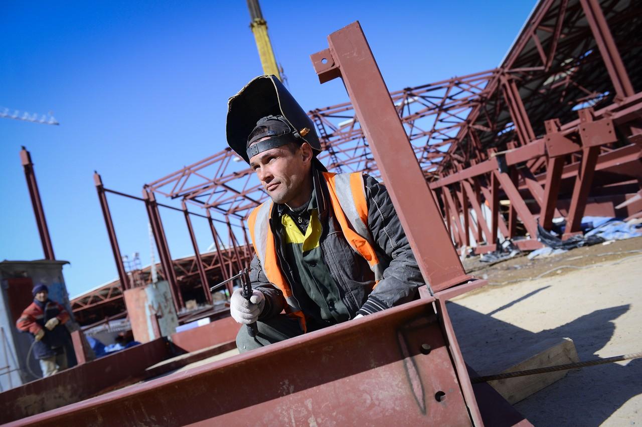 Москвичей попросили назвать лучшие строительные объекты за три года