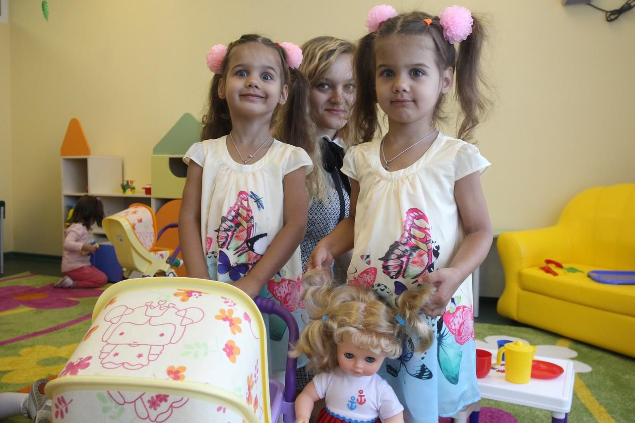Детский сад на 300 воспитанников открыли в Рассказовке