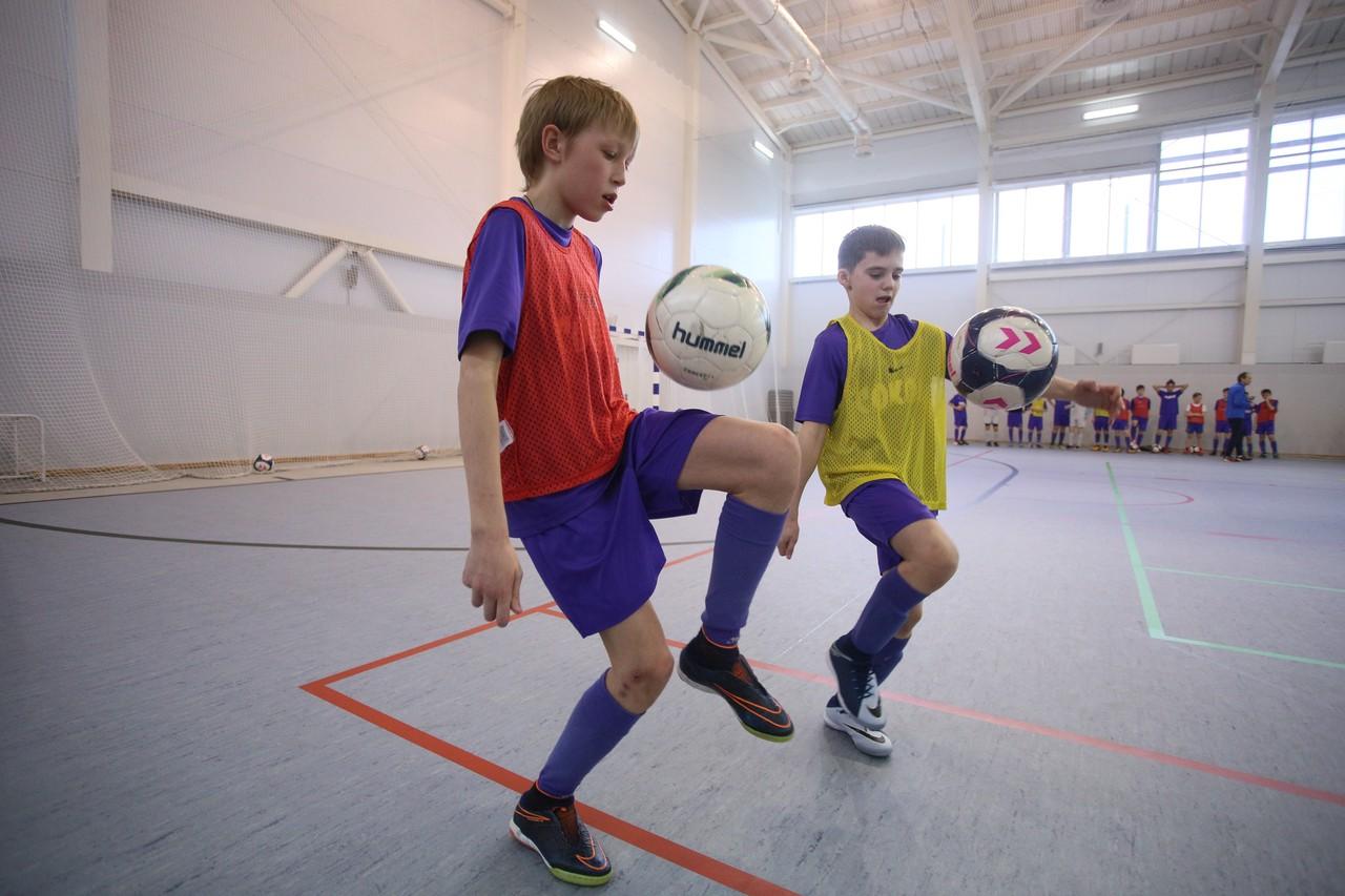 Юные футболисты Внуковского стали участниками конкурса «Великолепная семерка»