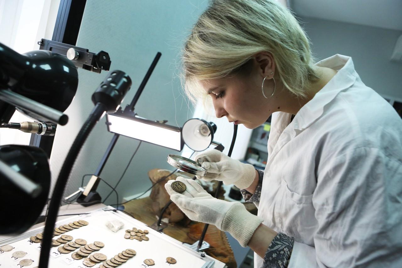 Московские археологи обнаружили свыше 15 тысяч артефактов в этом году