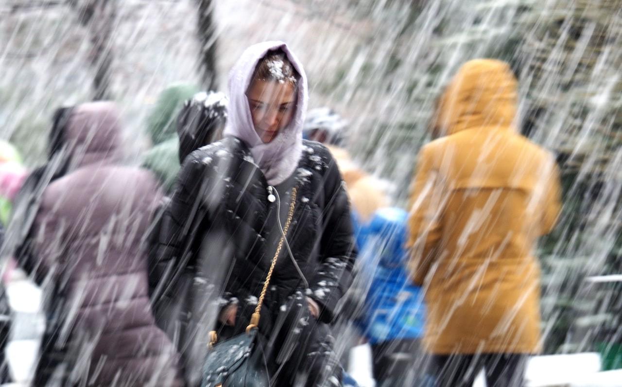 Москвичей предупредили о циклоне «Грета»