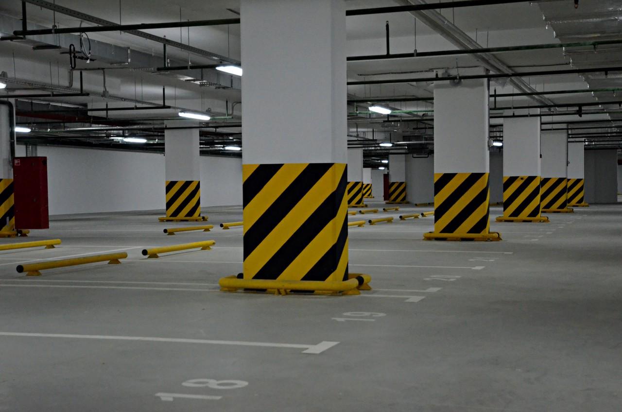 Пятиэтажный паркинг введут в эксплуатацию в Новой Москве